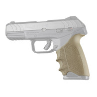 Hogue HANDALL Beavertail Rubber Grip Sleeve For Ruger Security-9-FDE (17703)