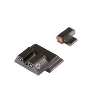 Night Fision Perfect Dot Night Sight Set For S&W M&P Shield (SAW-202-007-OGZG)
