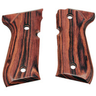Hogue Beretta 92 Grips Kingwood-92610