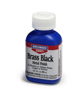 Birchwood Casey Brass Black Metal Finish-3 fl oz Bottle (15225)