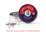 Crosman .177 Cal Premier Ultra Magnum Domed Pellets-500 Count (LUM77)