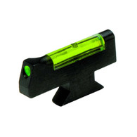 "HIVIZ Front Sight For S&W Revolvers-.310"" Height-Green (SW3003-G)"
