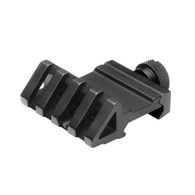 "NcStar 45 Degree Offset Rail Mount-Black-1.8"" Length (MPR45)"