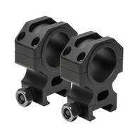 "VISM 30mm Tactical Series Rings W/1"" Removable Inserts-1.3"" Height (VR30T13)"