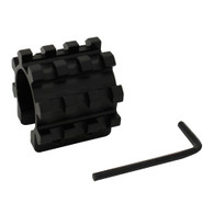 "NcStar 1"" 12 Gauge Shotgun Magazine Tube Mount (MT12G)"