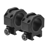 "VISM 30mm Tactical Series Rings W/1"" Removable Inserts-0.9"" Height (VR30T09)"