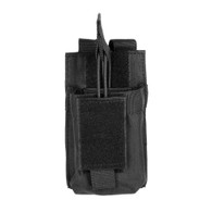 VISM AR Single Mag Pouch For .223/5.56/7.62 Double Stack Magazines (CVAR1MP2929B)
