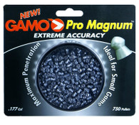 GAMO .177 Cal Pro Magnum Pellets-Tin of 750 (6321744CP54)