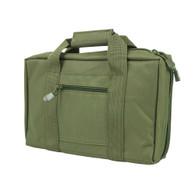 VISM Discreet Pistol Case-Green (CPG2903)