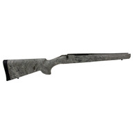 Hogue Howa 1500/Weatherby Short Action Stock Standard Barrel Pillarbed Ghillie Green-15800