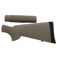 Hogue Mossberg 500 20 Gauge OverMolded Stock with Forend Flat Dark Earth-05312