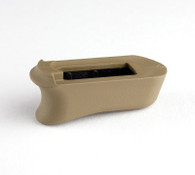 Hogue Rubber Extended Magazine Base Pad For Kimber Micro 9-FDE (39033)