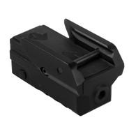 VISM Compact Pistol Blue Laser W/Strobe (VAPRLSMBLV2)