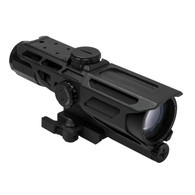 VISM Gen3 Mark III Tactical 3-9x40 Scope-P4 Sniper (VSTP3940GV3)