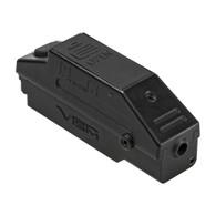 VISM KeyMod Quick Release Compact Red Laser (VALRKMQR)