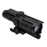 VISM Gen3 Mark III Tactical 3-9x40 Scope-Mil-Dot (VSTM3940GV3)