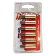 Crosman Replacement BB Cartridges For Crosman CO2 Revolvers-6 Pack (CRVLBUL6P)