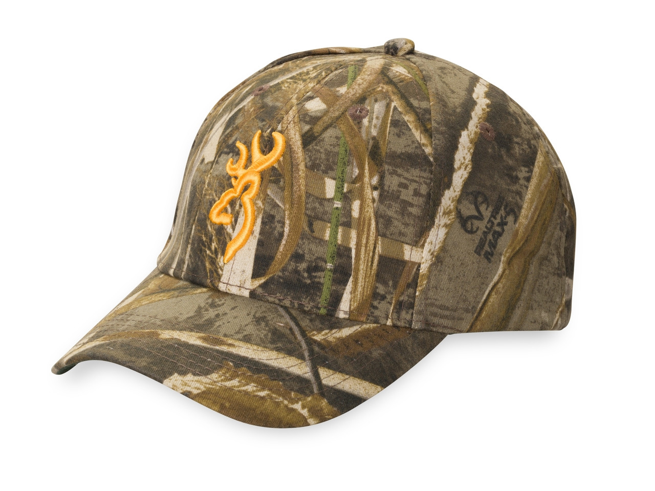 Browning Rimfire Cap-Realtree Max-5 W Yellow 3D Buckmark Logo (308379761).  Your Price   12.62 (You save  7.37). Image 1 e9d7b4dbfeb0