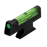 """HIVIZ Smith & Wesson Revolver Front Sight-Green-.208"""" Height (SW3002-G)"""