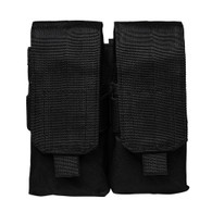 VISM .223/5.56 Quad Magazine Pouch-Black (CV5564MP2976B)