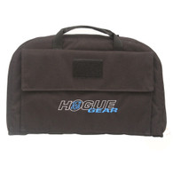 Hogue HG Pistol Bag with Front Pocket and Handles Large, Black-59270