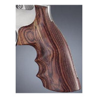 Hogue S&W K or L Frame Square Butt Grips Kingwood-10600