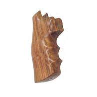 Hogue Wood Grips Pau Ferro Colt Python I Frame-46300