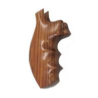 Hogue Wood Grip Goncalo Alves S&W K/L Frame Round Butt-19200