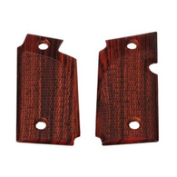 Hogue Sig P238 Grips Coco Bolo Checkered-38811