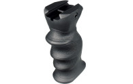 Leapers UTG Contoured Picatinny Foregrip-Ambi-Black (RB-FGRP172B)