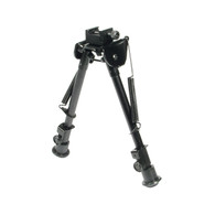 "Leapers UTG Tactical OP-2 Bipod-Rubber Feet-8.3""-12.7"" (TL-BP88)"