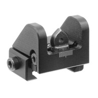 Leapers UTG Sub-compact Rear Sight For Shotguns & .22 Rifles (MNT-910)
