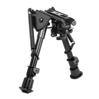 "NcSTAR Precision Grade Bipod-Compact-Notched-Legs 5.5""-8"" (ABPGC2)"