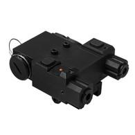 VISM Green & Infrared Laser W/QR Mount (VLGIRQRB)