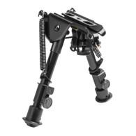 "NcSTAR Precision Grade Bipod-Compact-Friction Legs 5.5""-8"" (ABPGC)"