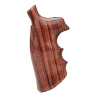 Hogue S&W N Frame Square Butt Grips Rosewood-29900