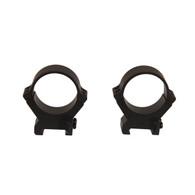 "Leupold PRW2 34mm Scope Rings-Steel-1.07"" Height-Matte Black (175860)"