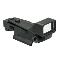 NcSTAR Gen 2 DP Red Dot Reflex Optic-Aluminum-W/Base (DPV2)