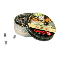 GAMO .177 Cal Master Point Lead Pellets-Tin of 250 (6320424BL54)