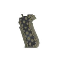Hogue Sig P220 American Grips G-10 G-Mascus Green-20168