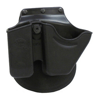 Fobus Handcuff/Mag Combo Pouch For Glock/H&K 9/40 Double Stack Mags (CU9GRP)