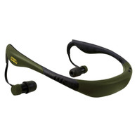 Pro Ears Stealth 28 Electronic Hearing Protection-NRR 28dB-Green (PEEBGRN)