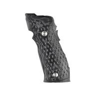 Hogue Sig P226 SAO X5/X6 Grips Chain G10 G-Mascus Black-33719
