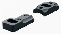 Leupold Remington 700 2 Piece Dual Dovetail Base-Matte Black (50042)