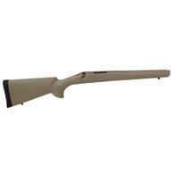 Hogue Remington 700 BDL Short Action Overmolded Stock Heavy Barrel, Full Bed Block, Flat Dark Earth-70312