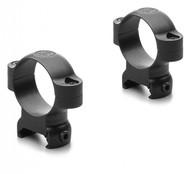 "Leupold LRW 1"" Steel Scope Rings-High Height-Matte Black (120975)"