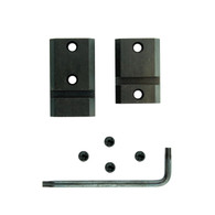 Leupold QRW/PRW Remington 700 2 Piece Base -Matte Black (49841)