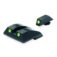 Meprolight Tru-Dot Tritium Night Sight Set For S&W Sigma Pistols (ML12740)