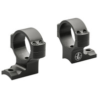 Leupold Backcountry Remington 700 30mm Med Height Ringmounts-Matte Blk (171112)