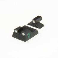 Meprolight Tru-Dot Tritium Night Sight Set For H&K P7M8 & P7M10 Pistols (ML11515)